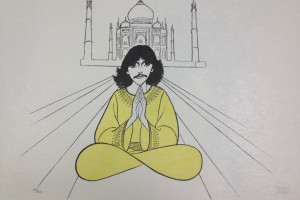 George In India