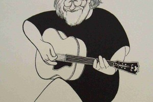 "Jerry Garcia ""Touch Of Grey"""